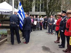 Flag Raising Ceremony 2016