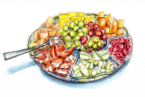 Vegetable / Fruit Tray