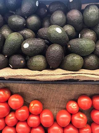 Orgaic Produce Granbury
