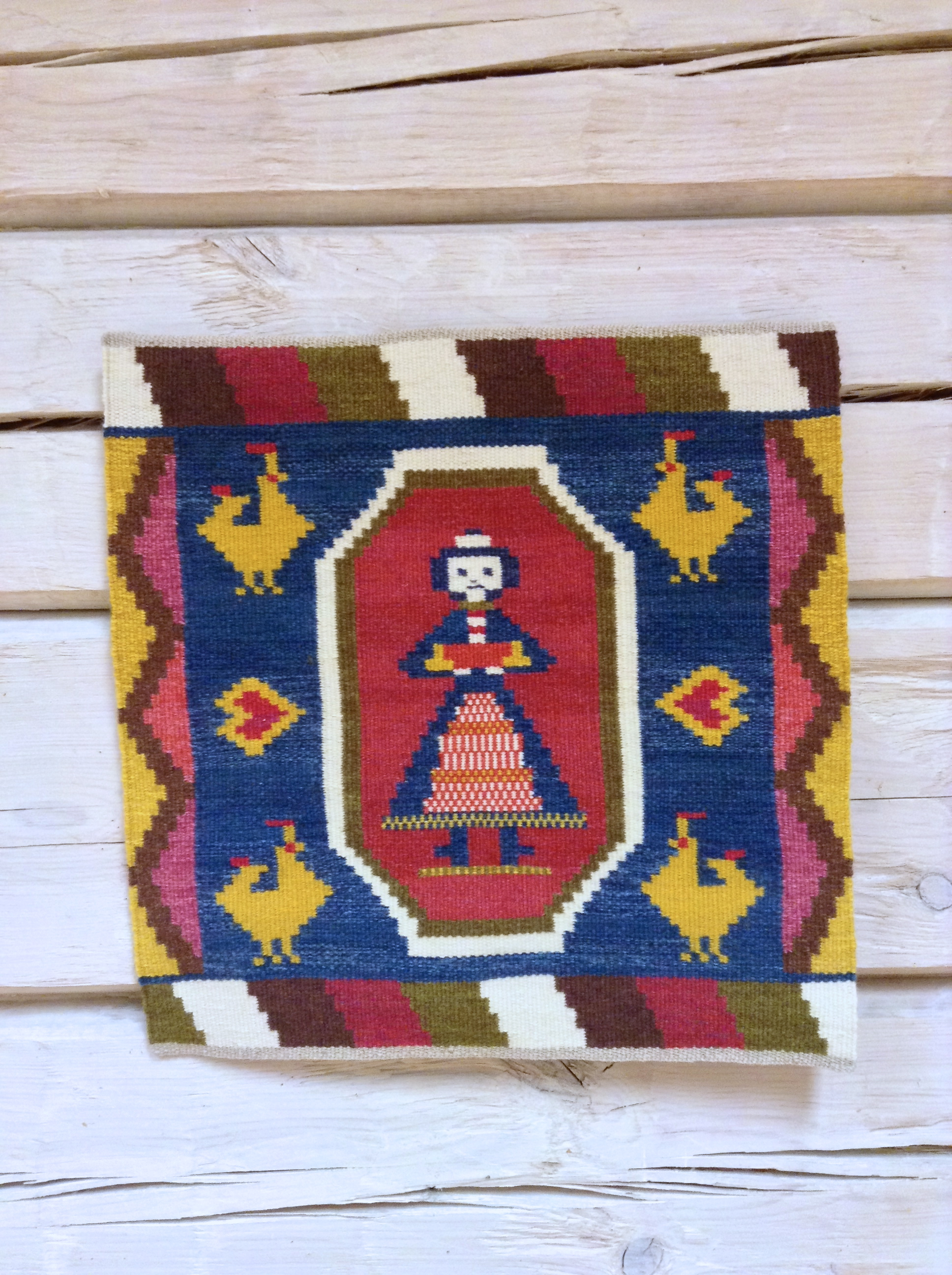 """Tapestry """"Flicka"""""""