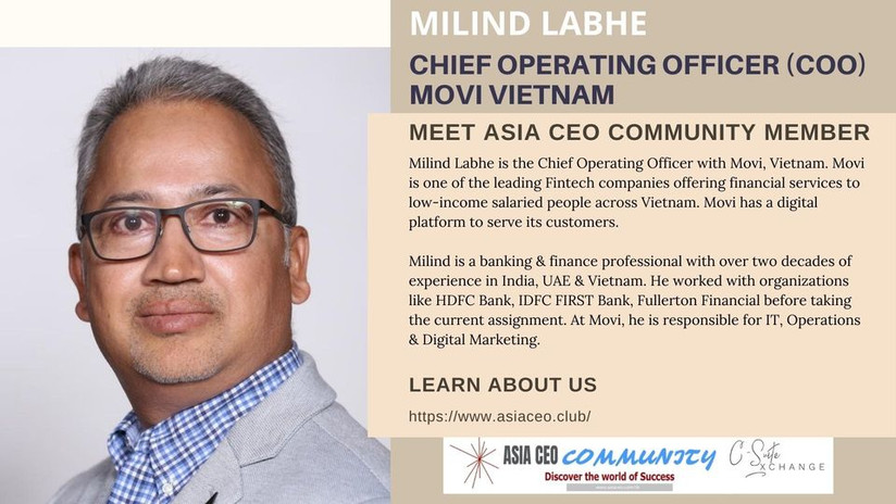Chief Operating Officer (COO)