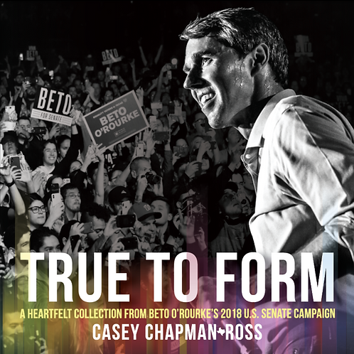 TRUE TO FORM (Hard Cover)