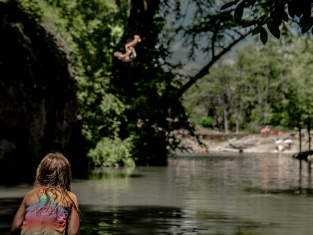 Krause Springs (Privately Owned) - 45 min from Austin
