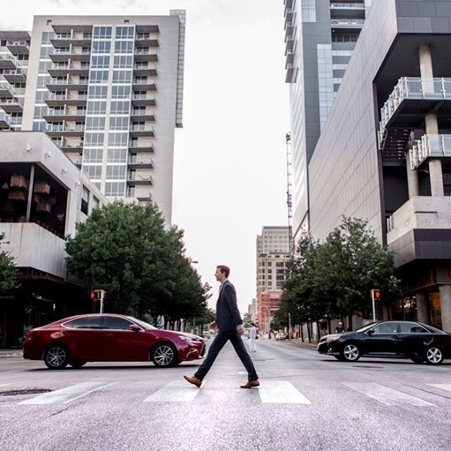 Keeping up with our new City Manager _spencercronk on our recent shoot was no small task!