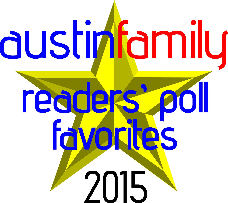2015 Readers Poll logo