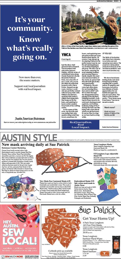 Austin 360: Mountain Time