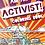 Thumbnail: I AM AN ACTIVIST! Coloring Book