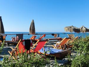 9月はイスキア島に行きます!