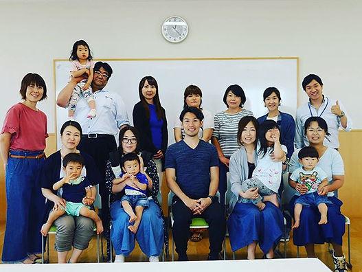 楽しかったな〜☺️埼玉県坂戸市のパパママ向け講座❗️キッズスペース有り、一緒に出