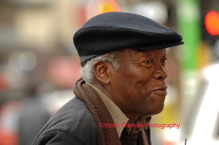 The great critic and novelist Lewis Nkosi