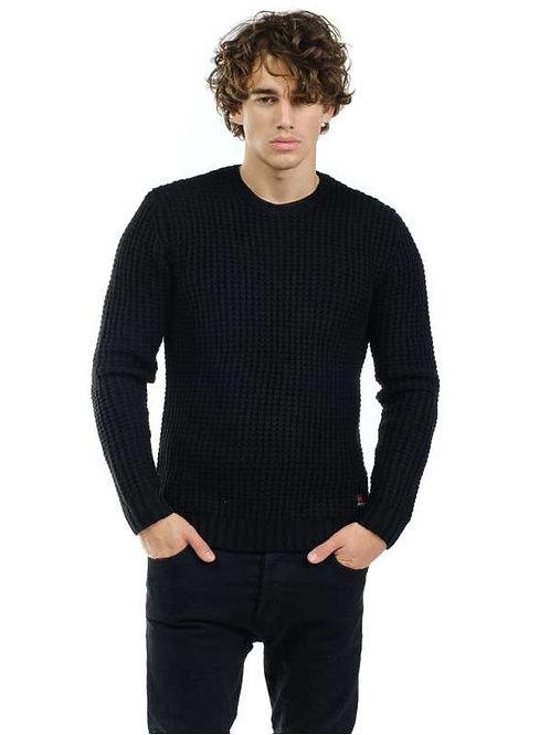 Devergo® Men's Knitted Sweater