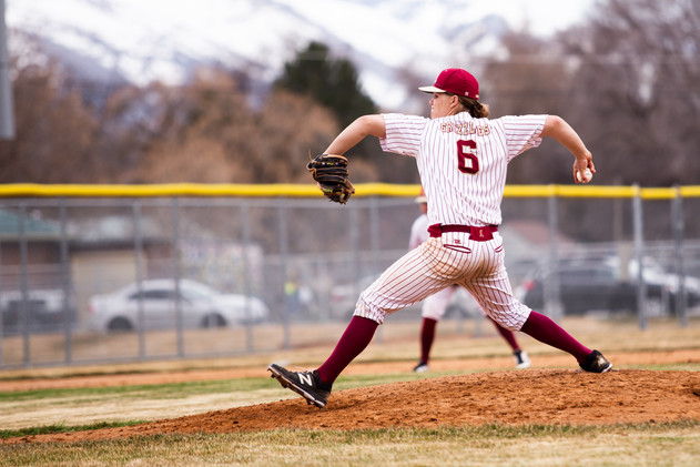 Mar. 27, 2019 Logan vs Skyview Baseball-