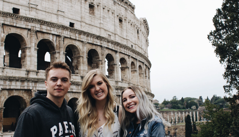 Italy Spring Break