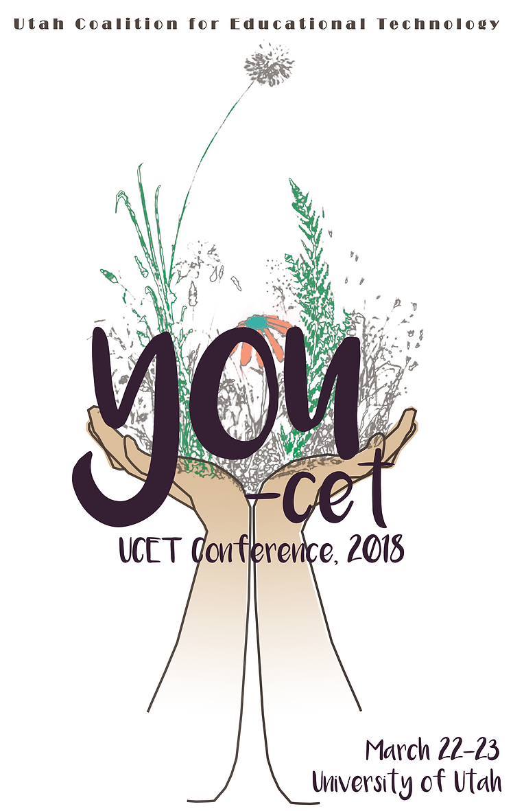 UCET conference poster/ advertisement.