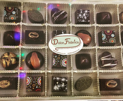12 bonbons
