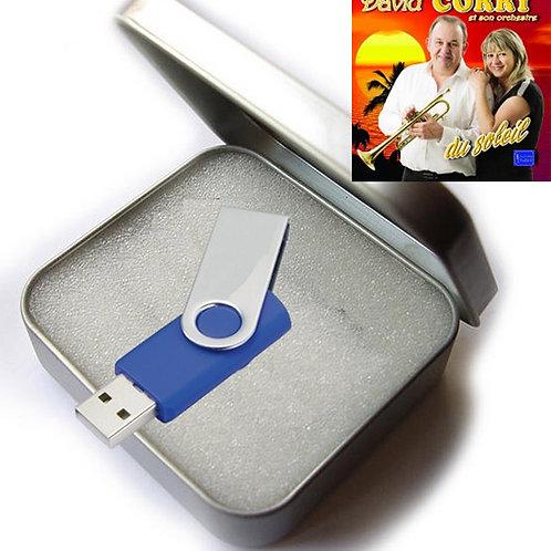 Clé USB - Du Soleil