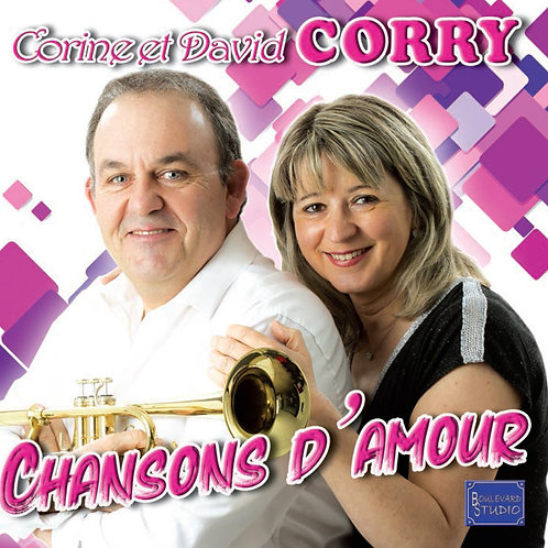 CD - Chansons d'Amour