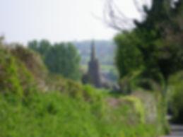 St Deinst church Llangarron