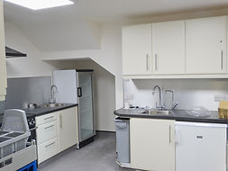 The Garron Centre kitchen