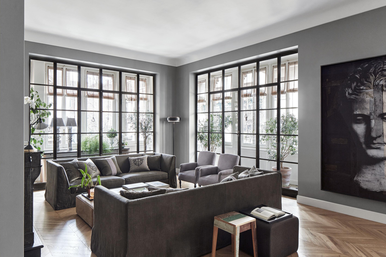 Parete Ferro E Vetro square garden conservatories | pareti vetrate