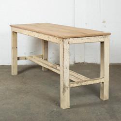 console legno naturale h77x165x63