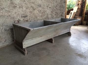 vasca zincata
