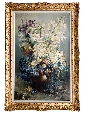 """DESLIENS Marie & Cécile """"Bouquet"""""""