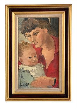 "REAL Charles ""La Maternité"""