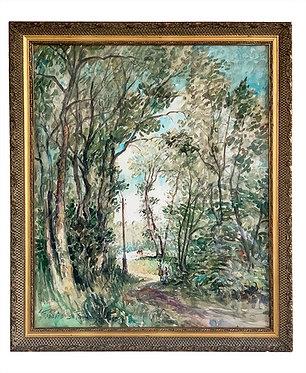 "WILL Franck ""Forêt de Thoméry"""