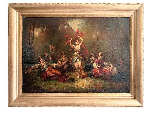 """BORGELLA Frédéric """"La danse orientale"""""""