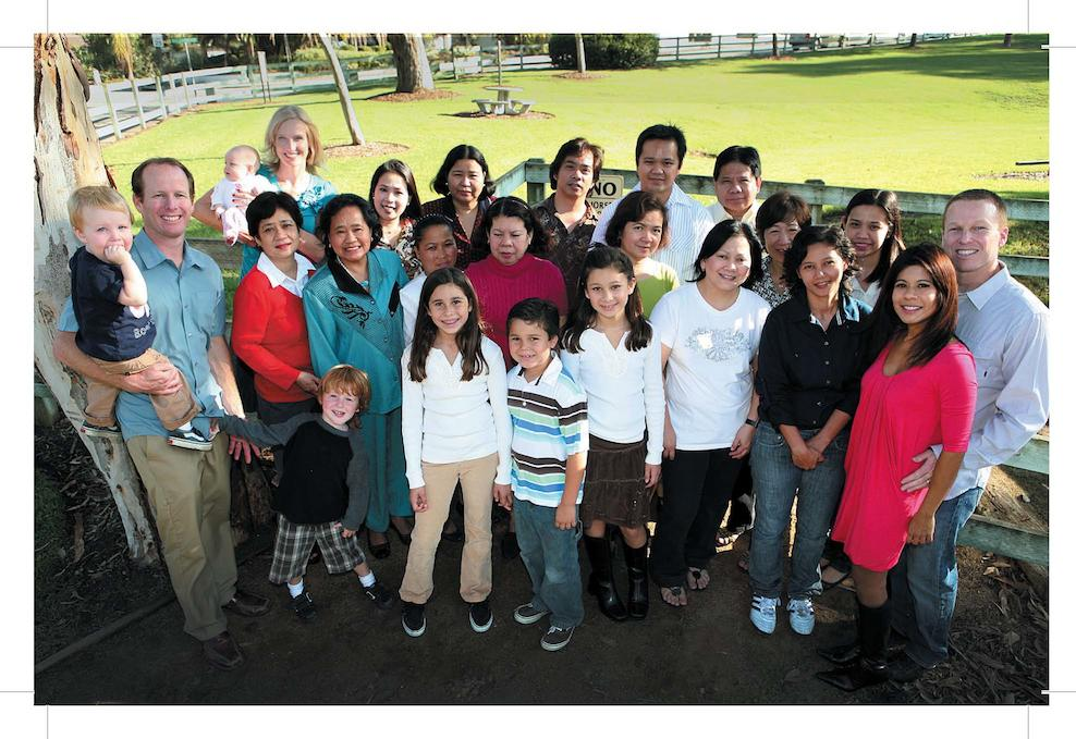 Our Cornerstone Homes Family