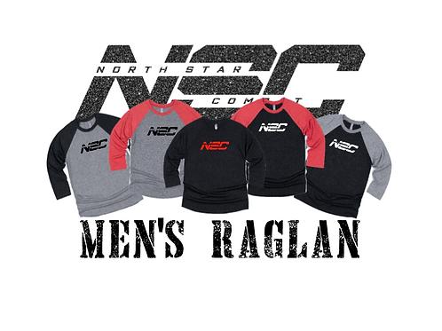 NSC Logo Raglan