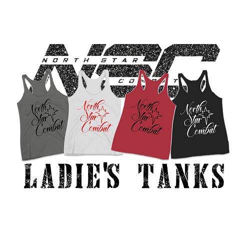 NSC Ladies Logo Tanks