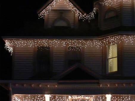 LED Icicle Lighting