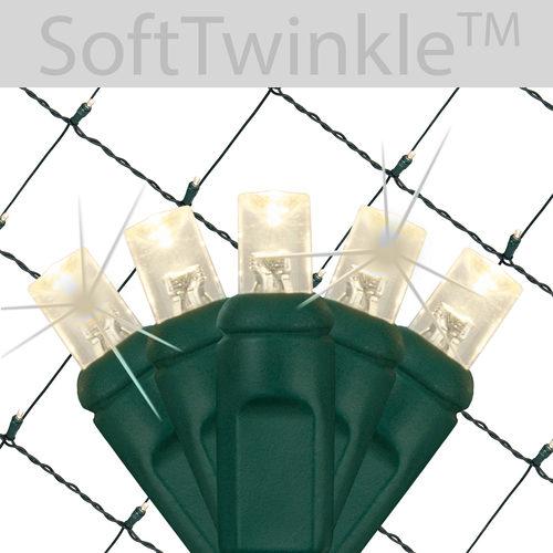 Soft Twinkle Net Lights