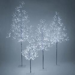 Silver-Cool-White-LED-Fairy-Light-Tree-F