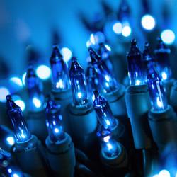 Incandescent Christmas Light Strings