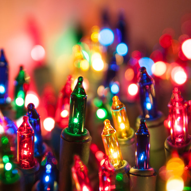 Incandescent Christmas Lights.Multi Color Incandescent Christmas Lights Case 2400 Bulbs