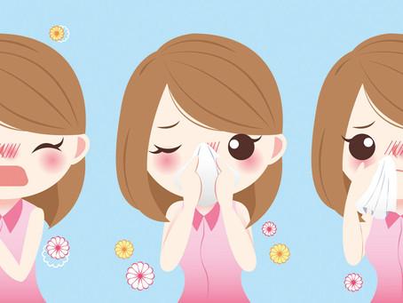 Comment soigner le rhume des foins?