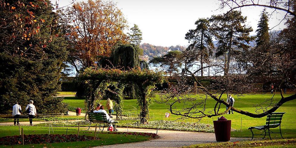 La nature en ville de Genève