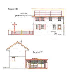 Plans extérieur