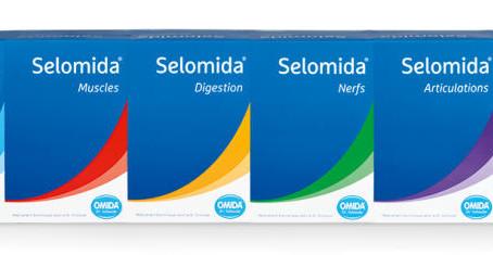 Selomida, pour les problèmes de santé de la vie quotidienne!