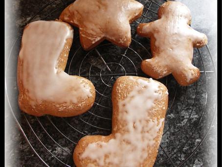 Les biscômes de la Saint-Nicolas