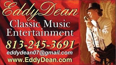 EddyDean Card FrontSide