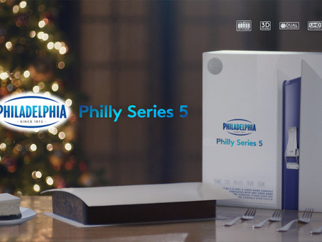 As Xbox and PlayStation Launch Hardware, Philadelphia Cream Cheese Gets In on the Action
