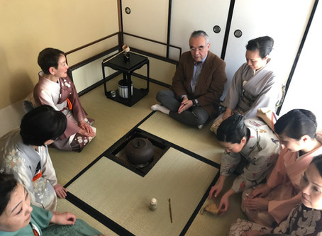 2019 Annual HATSUAGAMA ceremony in NYC
