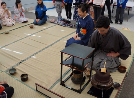 The Kids International Weekend School annual tea ceremony