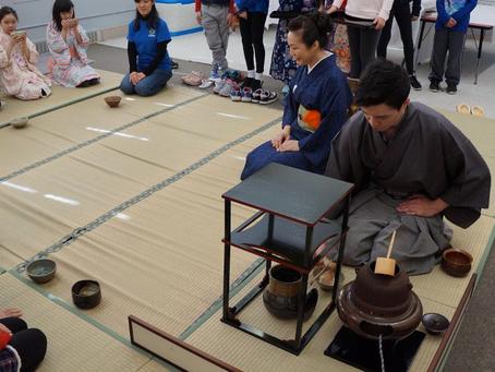 The Kids International Weekend School annual tea ceremony