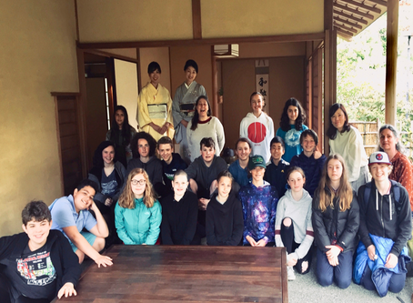 Workshop at Bright Water Waldorf School
