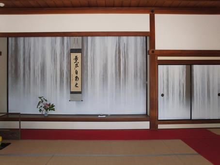 松風荘 秋季と春季の市民茶会